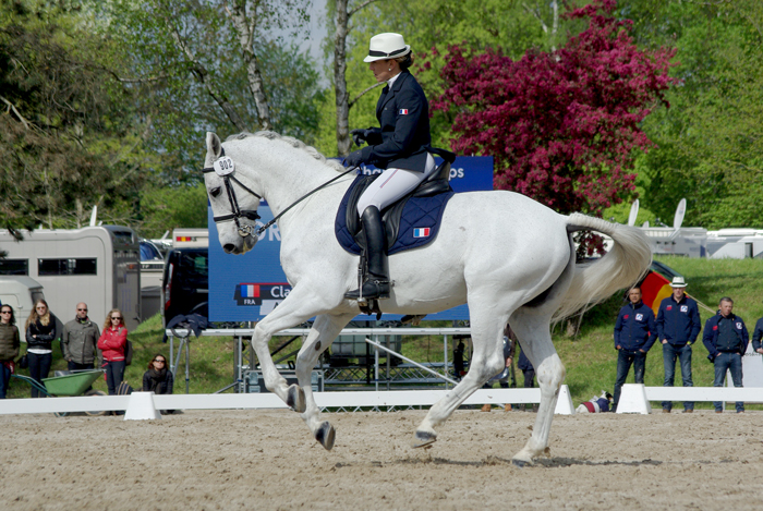 claire atila munich working equitation