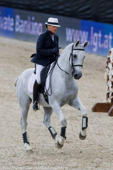 Portrait à cheval BD