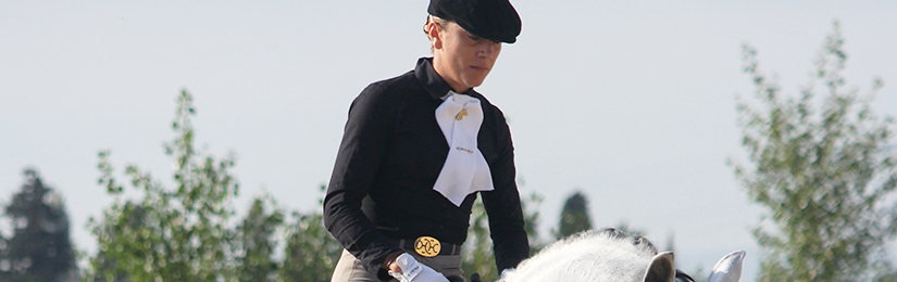 Championne Working Equitation WAWE France 2013