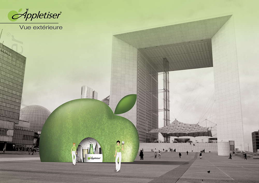 Csakébon - APPLETISER - All rights reserved