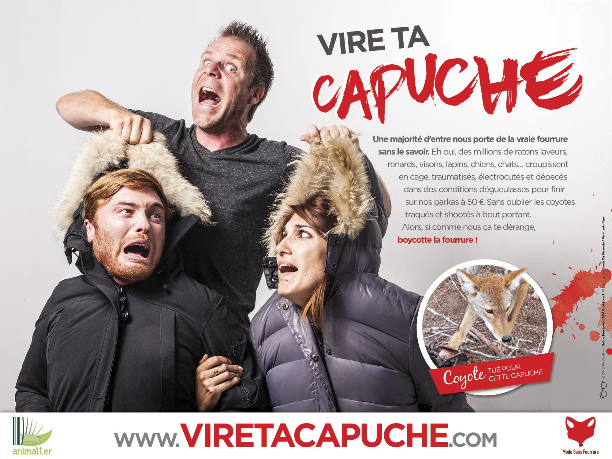 Csakébon - Vire ta capuche ! - All rights reserved